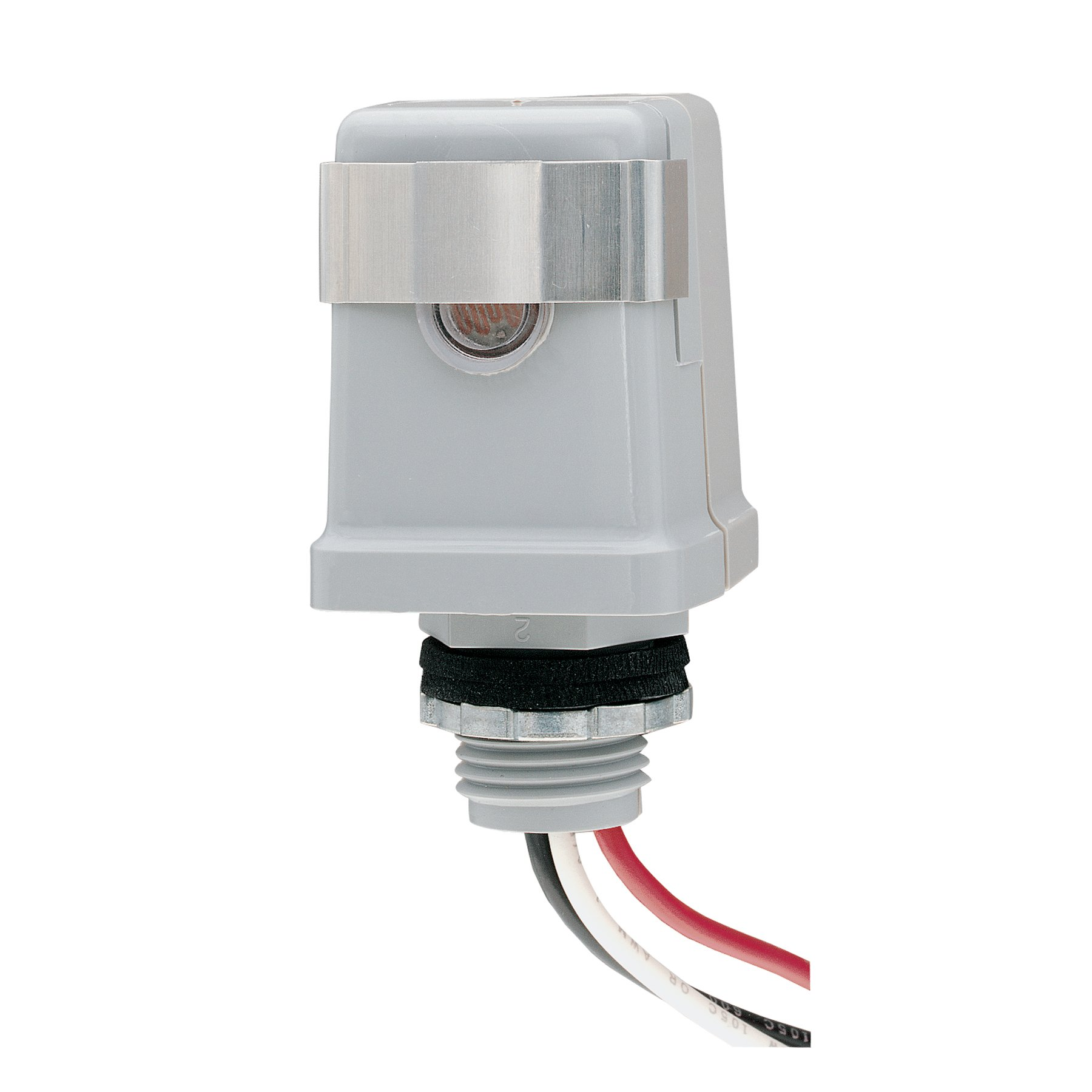 Intermatic K4141C 120-Volt 25-Amp Stem Mount Thermal Photocontrol