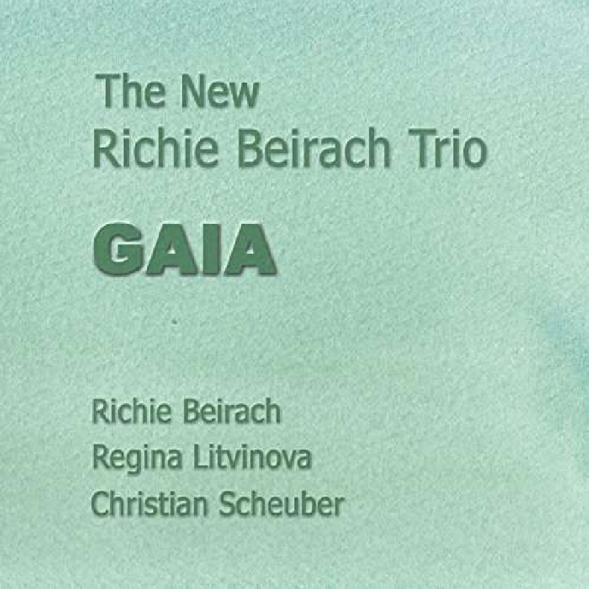 Richie Beirach - Gaia (New Richie Beirach Trio) [No USA] (United Kingdom - Import)
