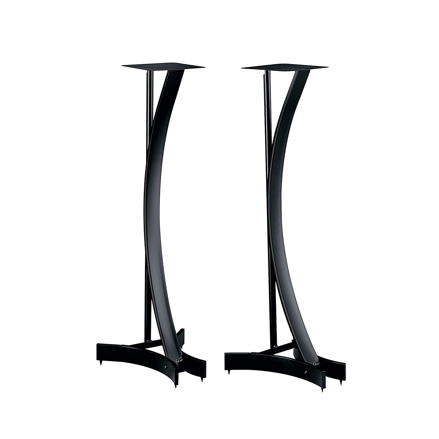 Bell'O SP-300 Black Finish Speaker Stands