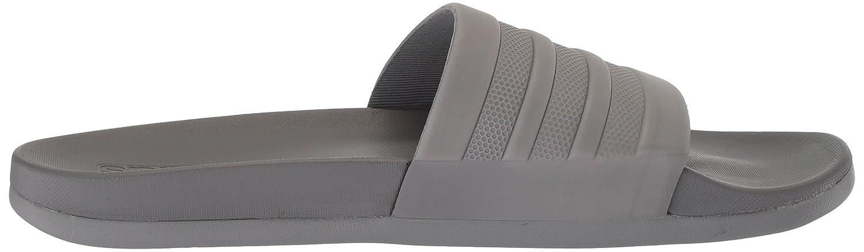 adidas Mens Adilette Cloudfoam Slide Sandal