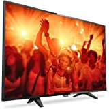 "Philips 4000 series 32PHT4131/12 32"" HD Black LED TV - LED TVs (81.3 cm (32""), HD, 1366 x 768 pixels, LED, 280 cd/m², PQI (Picture Quality Index))"