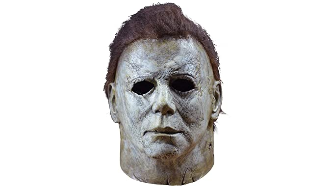 Halloween 2018 Michael Myers Mask.Trick Or Treat Studios Michael Myers Halloween 2018 Mask Officially Licensed