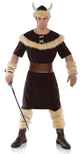 Underwraps Costumes Menu0027s Viking Costume Brown/Tan XX-Large  sc 1 st  Amazon.com & Amazon.com: Underwraps Costumes Menu0027s Viking Costume Brown/Tan XX ...