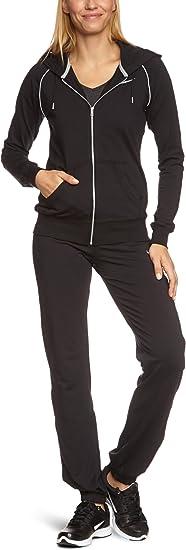 Nike - Chándal para Mujer, tamaño XS, Color Negro/Negro/Blanco ...
