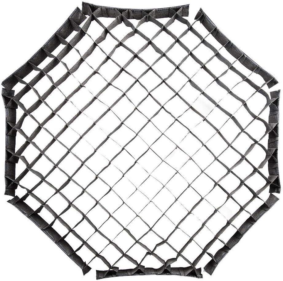 55cm Octagon Softbox Honeycomb Grid Mesh Eggcrates Stripe for Triopo Oubao Octagon Umbrella Softbox