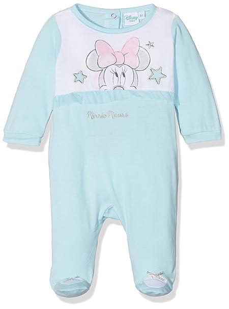 Minnie Newborn, Pelele para Dormir para Bebés: Amazon.es: Ropa y accesorios