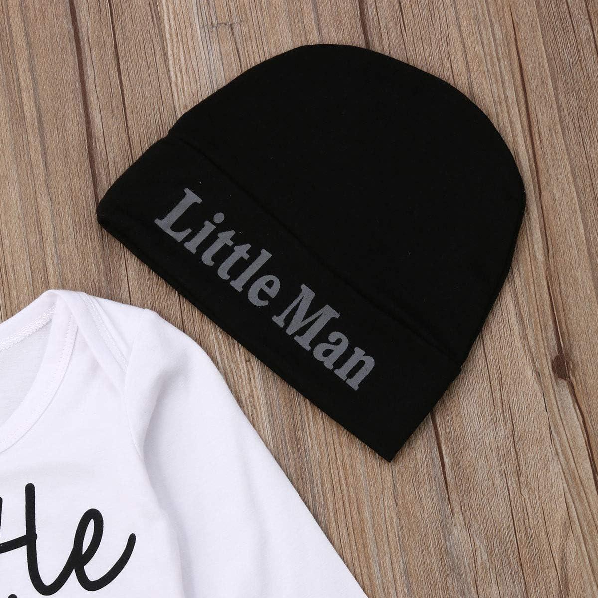 Hosen Outfits Set Zwillinge Geschenk Lamuusaa Neugeborenes Baby Bruder Partnerlook Langarm Body Romper Overalls