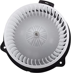 BOXI Heater Blower Motor W/Fan for 2004-2005 Lexus RX330 / 2000-2004 Toyota Avalon / 2002-2006 Toyota Camry / 2004-2008 Toyota Solara 87103-06031