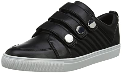 451a6f0853d0 KAREN MILLEN Fashions Limited Women s Sporty Leather Sneakers Trainers