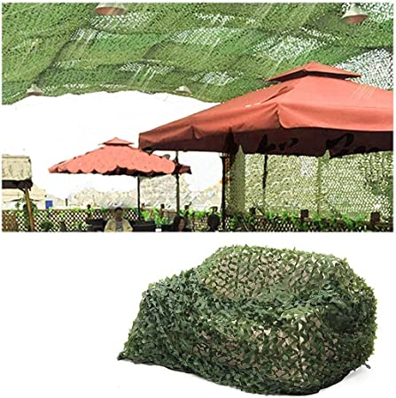 Red de Camuflaje 3x5m 4x6m Toldo de Terraza Verde Protector Solar for Jardín Malla de Camuflaje Militar Caza Disparar Balcón Protección Privacidad Cubierta Cubierta Decoración Toldos Vela, 4m 6m 8m: Amazon.es: Hogar
