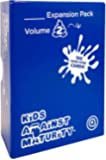 Kids Against Maturity Expansion Pack #2, Card Game for Kids and Families, Super Fun Hilarious for Family Party Game…