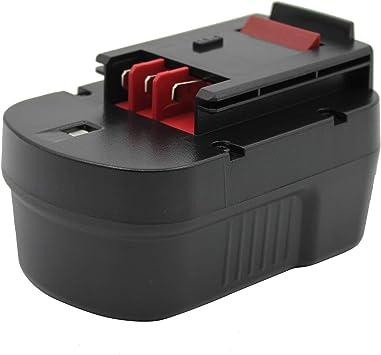 2-Pack 14.4V Battery for Black /& Decker EPC14CAB 499936-35 BD146F3 EPC148BK