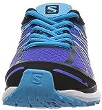 Salomon Women's X-Tour Running Sneakers,Purple,6 B