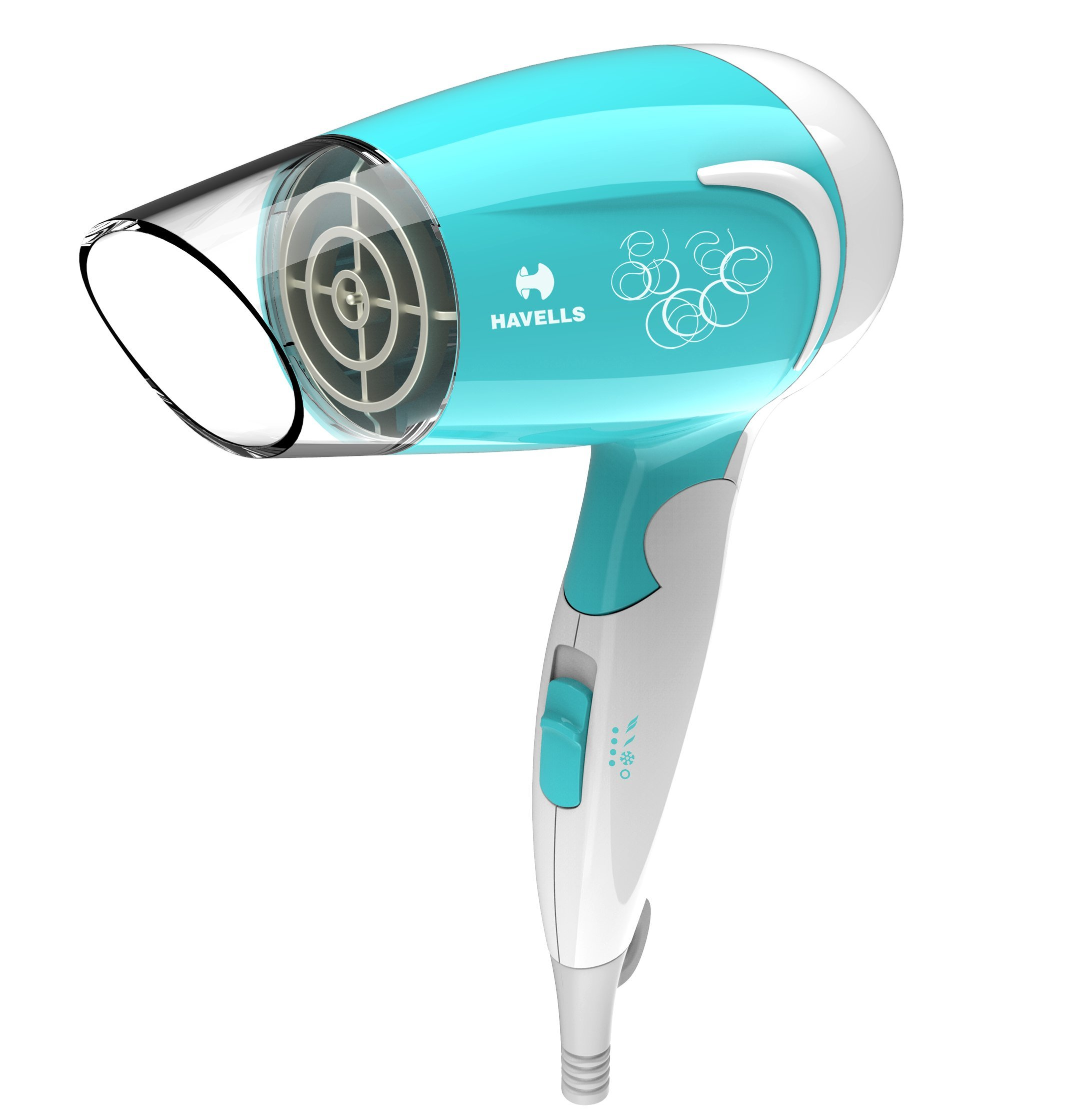 Havells HD3151 1200W Powerful Hair Dryer (Turquoise) product image