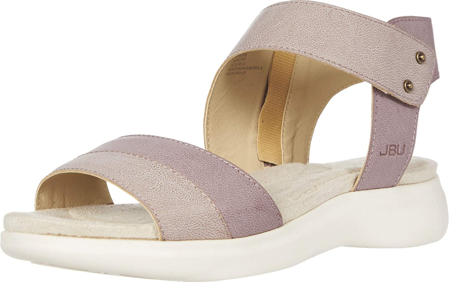 JBU by Jambu Women's Doris Flat Sandal