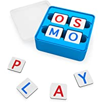 Osmo - Genius Words - Ages 6-10 - Interactive Letter Recognition, Phonics, Sight Words & Spelling - for iPad or Fire…