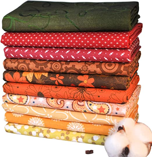 Sports Cotton Fabric Bundle,Last of the Best~2 Yds 4 inches