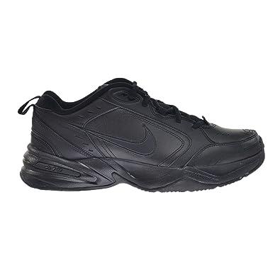 NIKE Air Monarch IV Mens' Training Shoes BlackBlack 415445