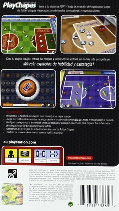 Play Chapas: Football Edition: Amazon.es: Videojuegos