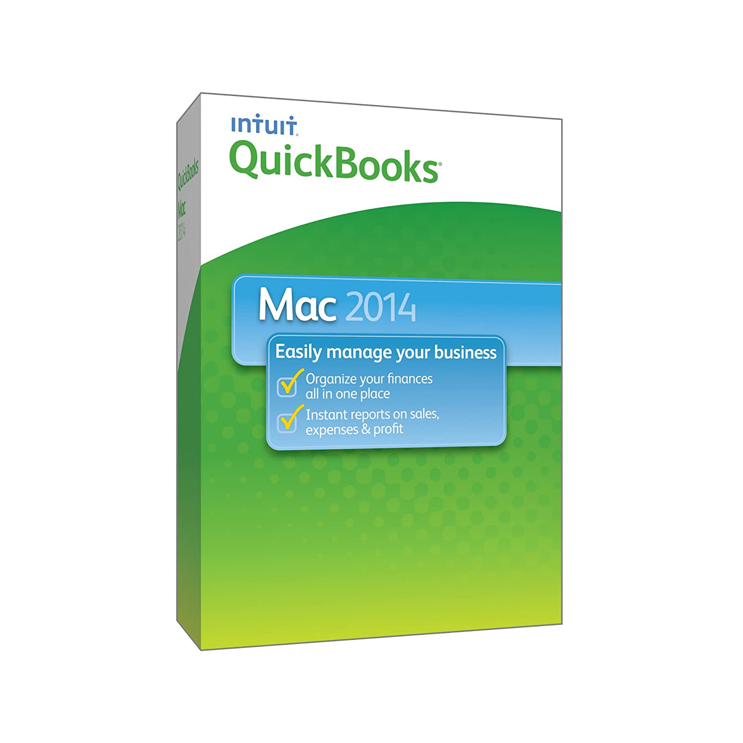 QuickBooks 2014 for Mac [Old Version]