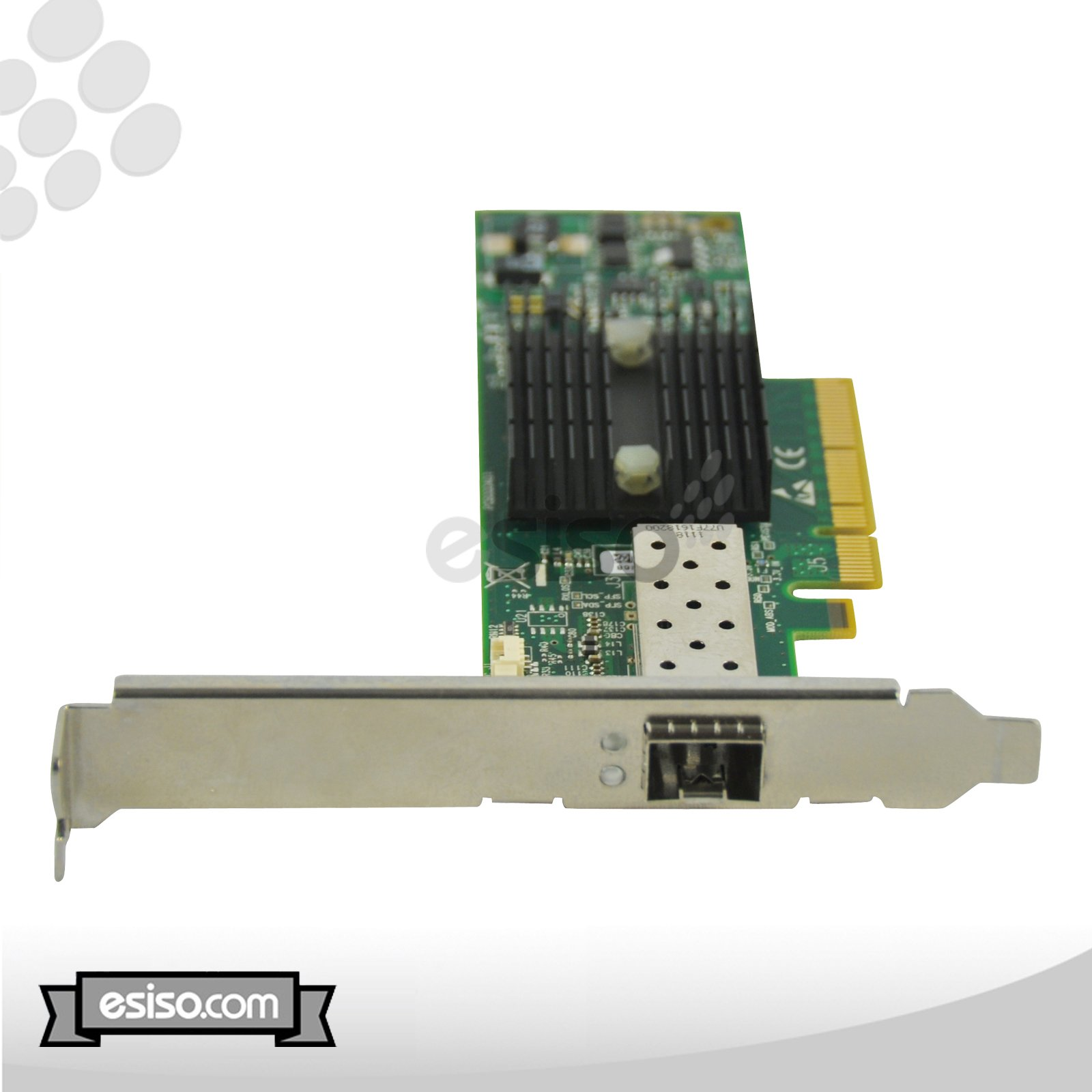 Lot Of 2 Mellanox Connectx-2 PCI-Epress x 8 10GBe Ethernet Network Server Adapter Interface Card MNPA19-XTR In Bulk Package