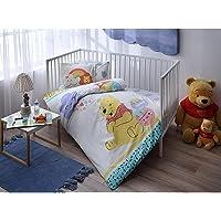 TAÇ 60105871 Winnie The Pooh Hunny Baby Nevresim Takımı
