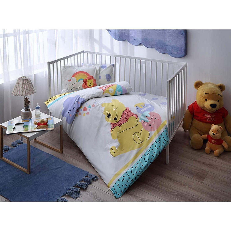 Winnie The Pooh Beach Duvet Cover Set 100/% Cotton