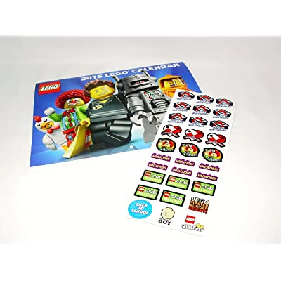 LEGO 2015 Calendar with Exclusive Coupons: Toys & Games