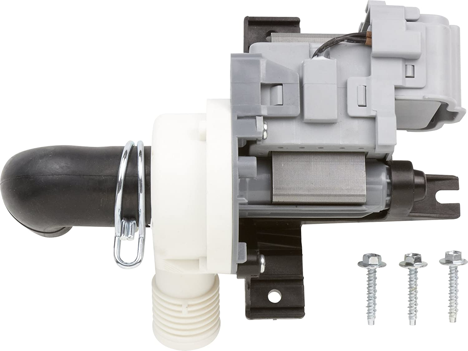 Whirlpool W10536347 Pump Drain Parts Diagram List For Model Wed9600tw0 Whirlpoolparts Dryer