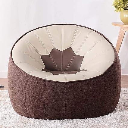 Strange Amazon Com Qtqz Single Sofa Chair Creative Bedroom With Andrewgaddart Wooden Chair Designs For Living Room Andrewgaddartcom