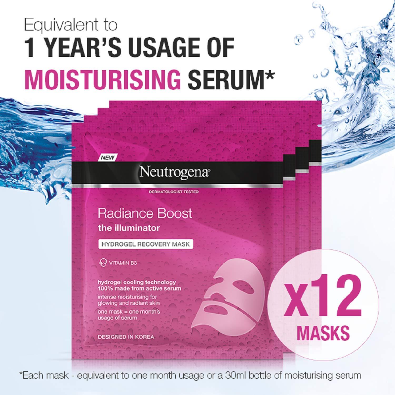 Neutrogena Radiance Boost Mascara De Recuperacion Con ...