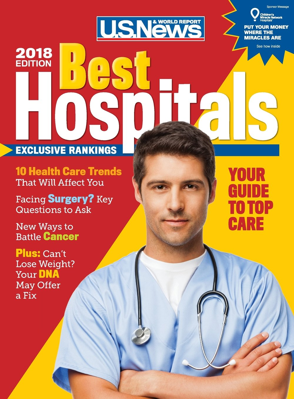 Best Hospitals 2018