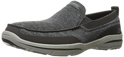 3099a6b2a60 Amazon.com | Skechers USA Men's Harper Moven Slip-On Loafer | Shoes