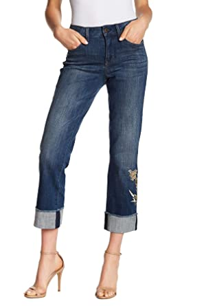 151f808a75c NYDJ Women s Marilyn Straight Leg Jeans at Amazon Women s Jeans store