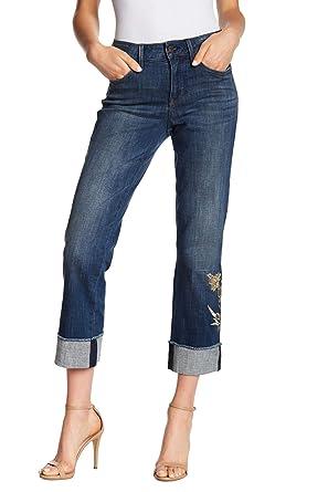 78eb142eb64 NYDJ Women s Marilyn Straight Leg Jeans at Amazon Women s Jeans store