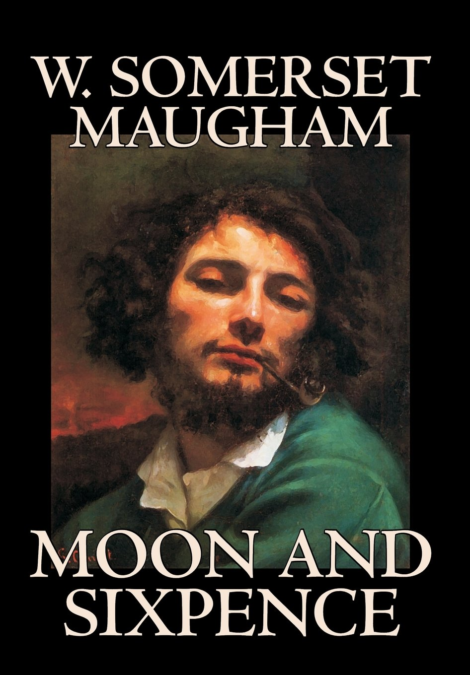 Moon and Sixpence by W. Somerset Maugham, Fiction, Classics pdf epub