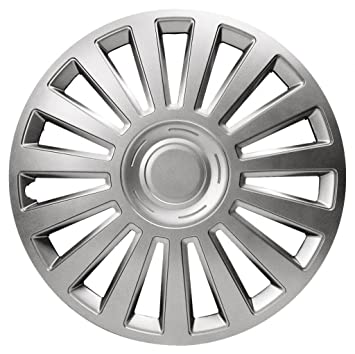 CITROEN BERLINGO VAN (02-08) PREMIUM LUXURY WHEEL TRIM HUB CAP SET 15 INCH: Amazon.co.uk: Car & Motorbike