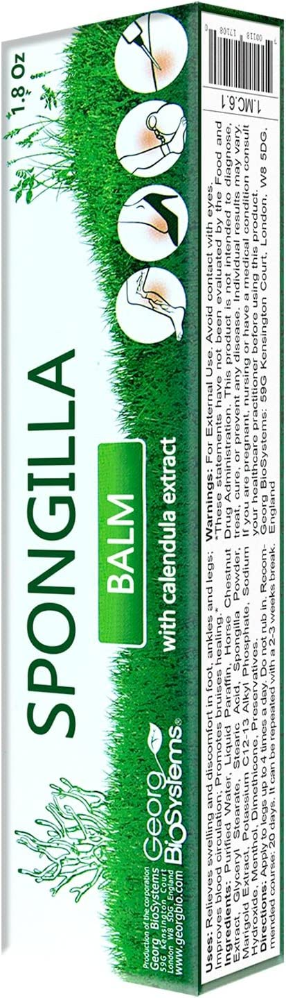 Balm with Spongilla and Marigold Extract 50g/1.8 Oz