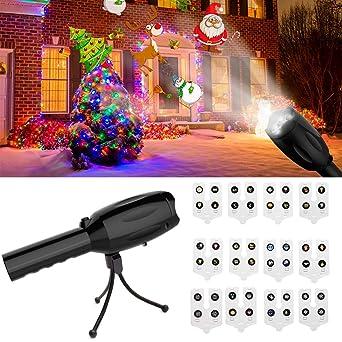 Luces para proyector de Navidad, luces LED para proyector ...