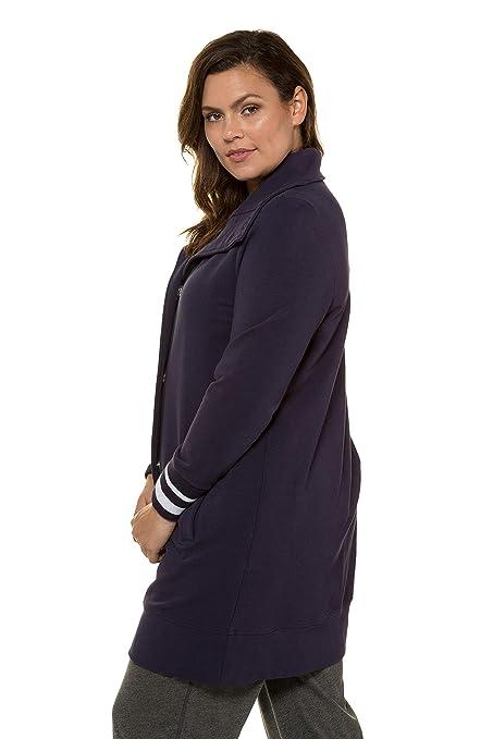 Chaude En Femme Chambre CotonDoublure Tailles Grandes Robe De Ulla Popken 719073 5RjL34Aq