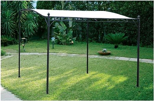 PATMOS - Gazebo 300x250x255 cm: Amazon.es: Hogar