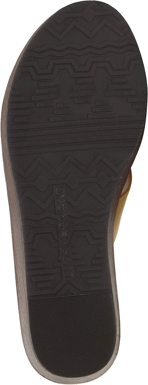 Lucky Brand Womens Heliara Wedge Sandal