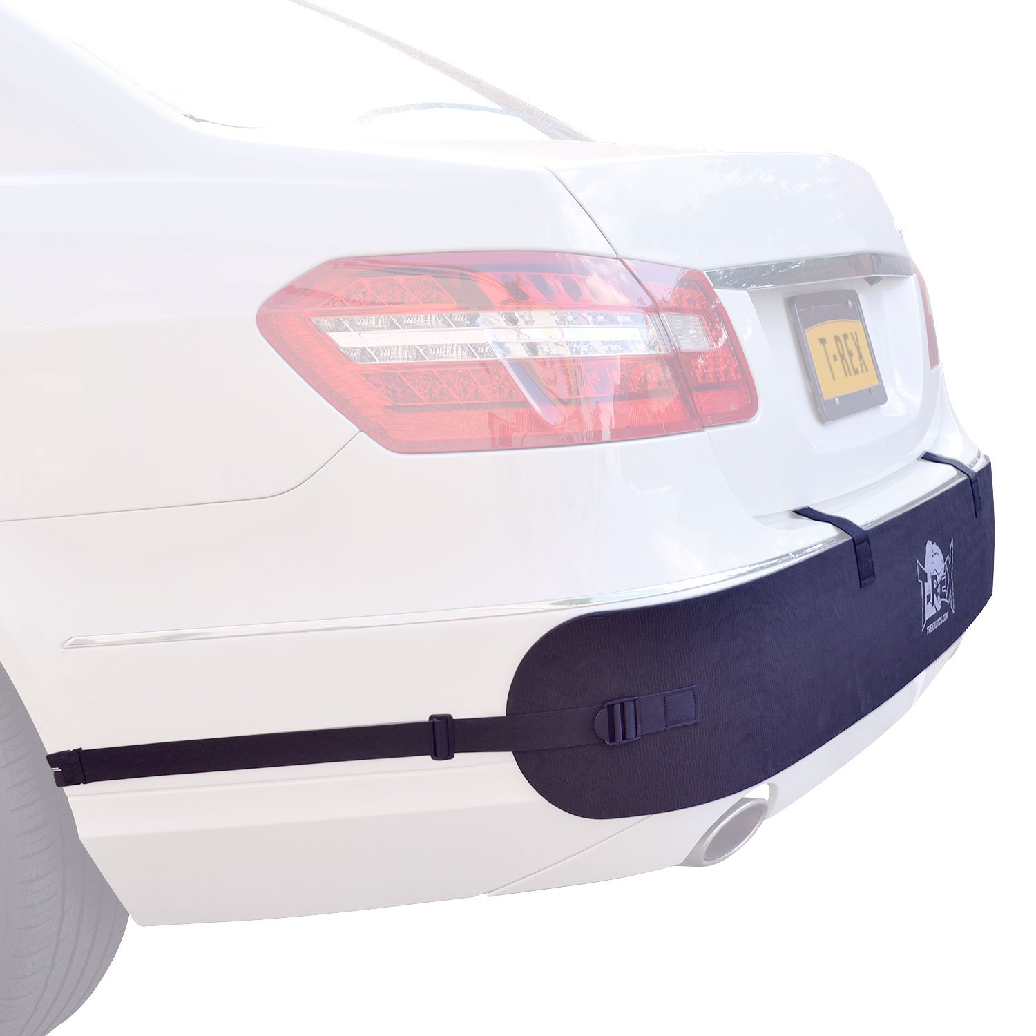 T-Rex Bumper Protector, Rear Bumper Guard for Cars T-Rex Grilles 12012