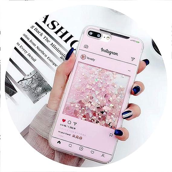 best loved 0c28f 9c009 Amazon.com: Glitter Bling Japen Cartoon Newest Instagram Popular ...