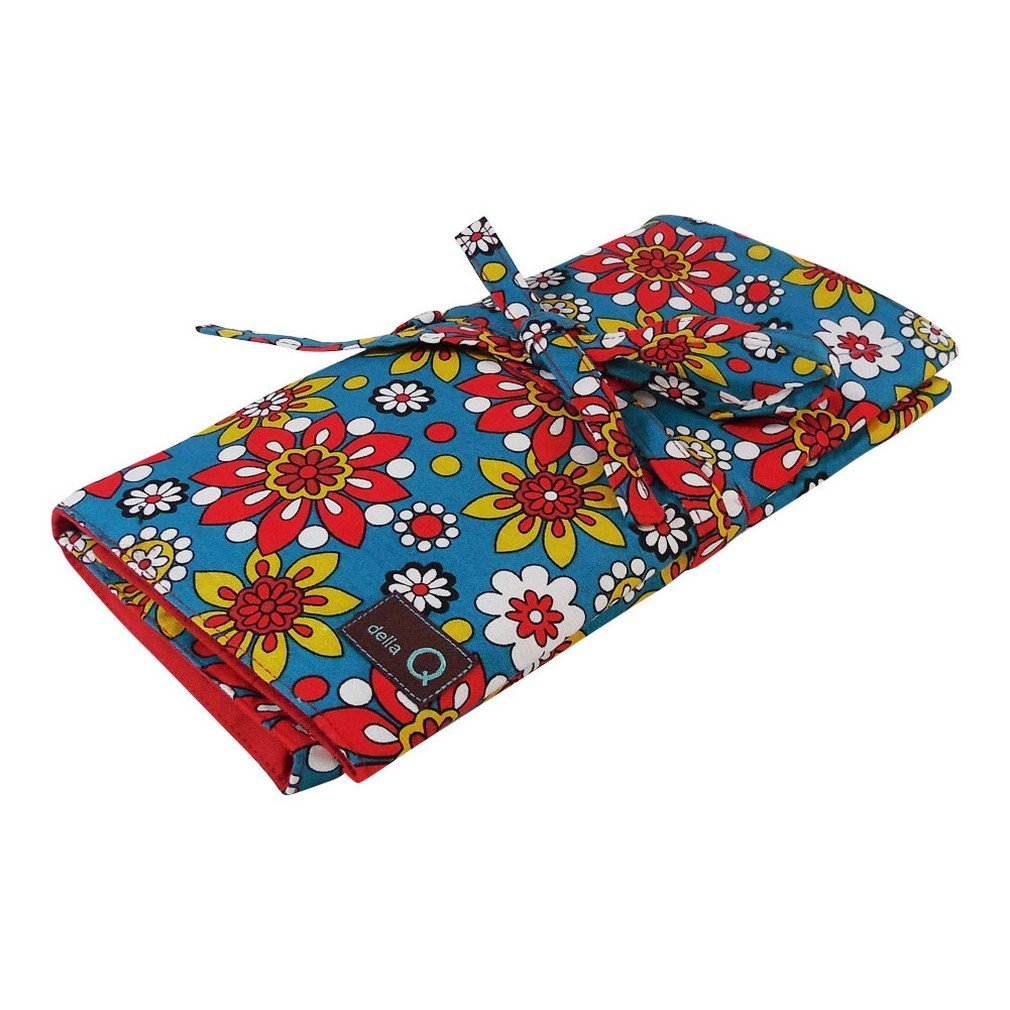 della Q Knitting Case for Double Point and Circular Knitting Needles 110 Belmont 1136-1-110