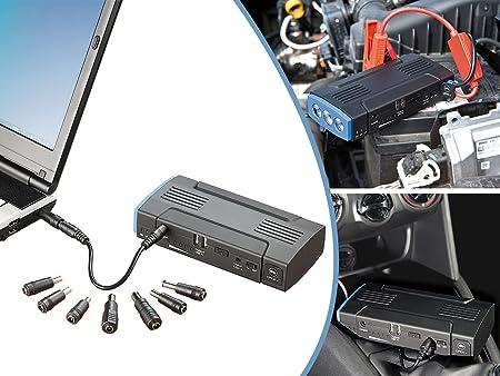 Revolt Powerbank Auto Notebook Powerbank Mit Elektronik