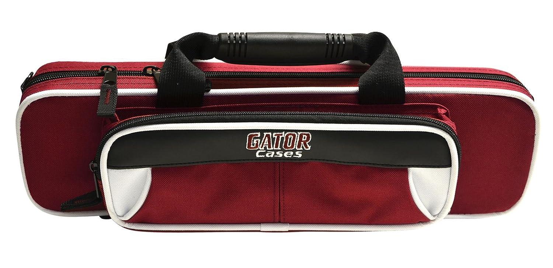 Red and Blue Gator GL-FLUTE-RB Lightweight Spirit Series Flute Case