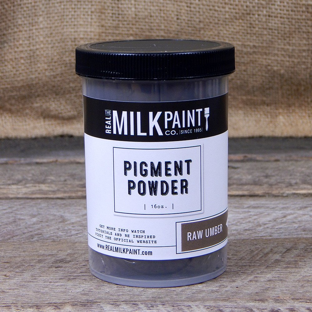 Pigment Powders Black Real Milk Paint