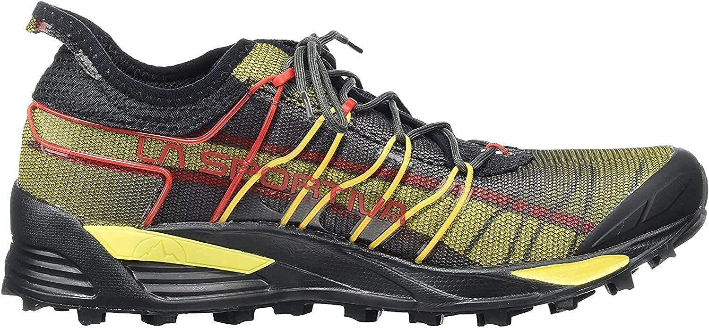 La Sportiva Mutant, Zapatillas de Trail Running Unisex Adulto ...