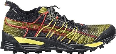 La Sportiva Mutant Black, Zapatillas de Trail Running Unisex Adulto